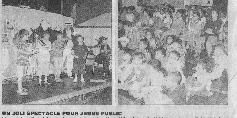 article juin 2005 Lamas Dauphine