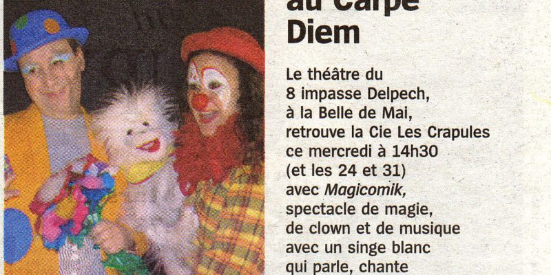 article magicomik marseillaise janv07